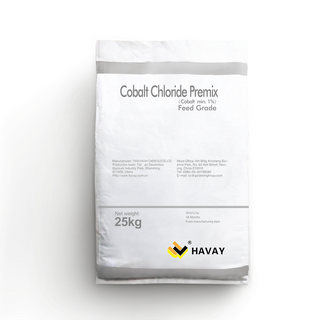 Cobalt chloride mixed feed additive